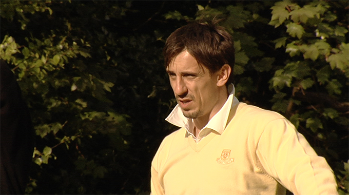 Gary Neville has become one of the most incisive pundits in sports broadcasting