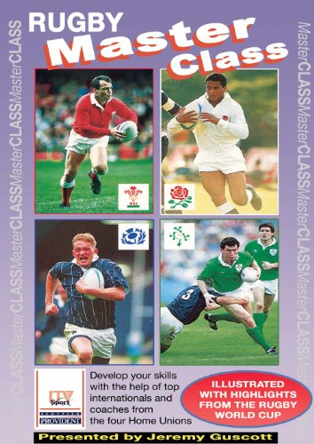 Rugby Masterclass DVD