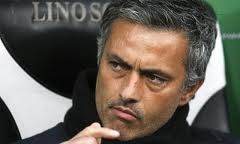 Jose Mourinho - Madrid or Manchester?