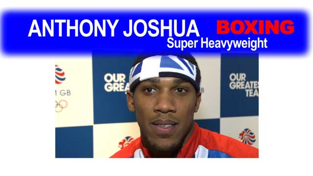 Anthony Joshua: Super Heavyweight