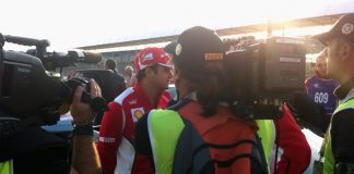Trackside: Massa told me he is hungry for success in the upcoming Singapore Grand Pix.
