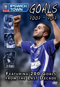 Ipswich Town Great Goals DVD