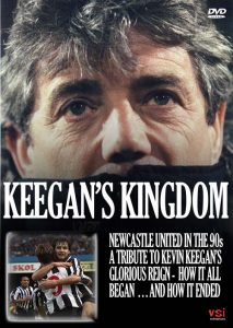Keegan's Kingdom tribute available on DVD