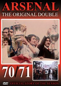 Arsenal Original Double available on DVD