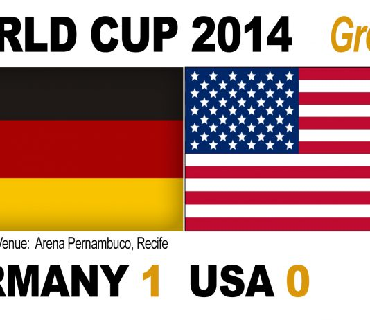 Germany 1-0 USA