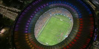 Venue for 2014 World Cup Final
