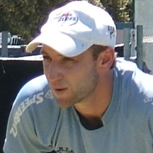 Phil Hughes at Adelaide Oval in February 2010. Photo courtesy wikipedia: https://en.wikipedia.org/wiki/File:Phil_Hughes.jpg