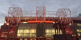 Old Trafford's Theatre oif Dreams