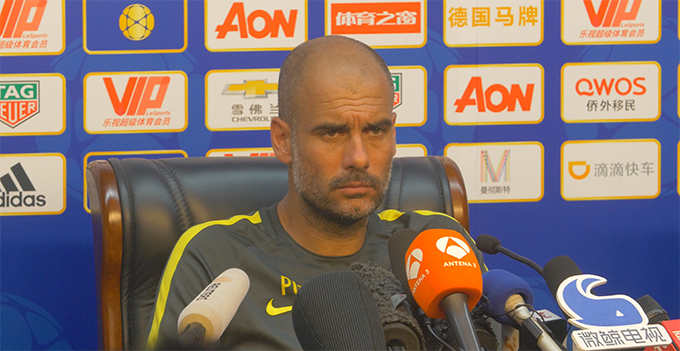 Pep Guardiola: Most sought after coach in world football