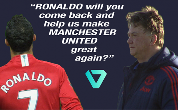 Ronaldo will you come back to manchester United?