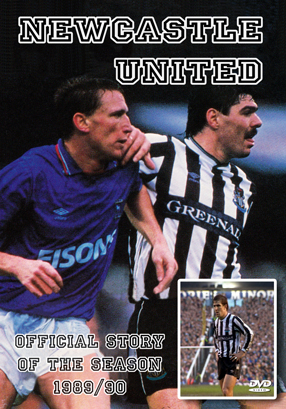 Newcastle United 1989/1990 on DVD
