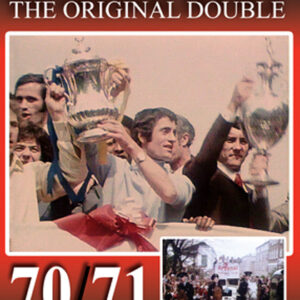 Arsenal The Original Double DVD