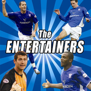 Ipswich Town Entertainers DVD 2003/2004