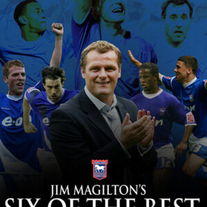 Ipswich Town Six of Best DVD