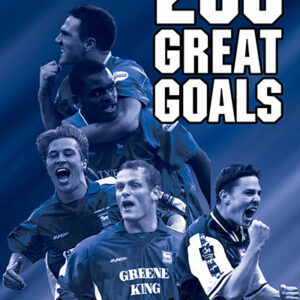 Ipswich Town 200 Great Goals DVD