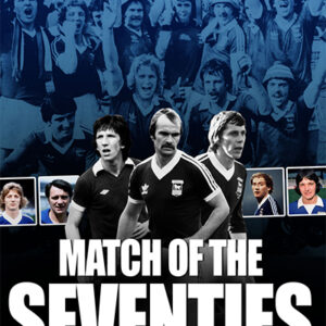 Ipswich Town Match of the 70s DVD