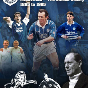 Millwall History 1885 to 1995 DVD