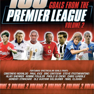 100 Premier League Goals DVD Vol 2