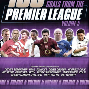 100 Premier League Goals Vol 5 DVD