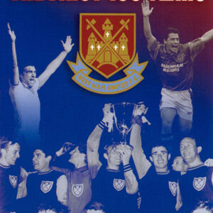 West Ham United First 100 Years DVD