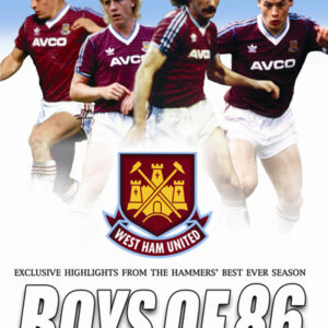 Boys of 86 DVD