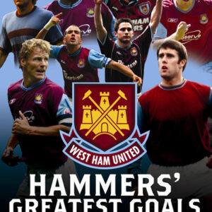 Hammers Greatest Goals DVD