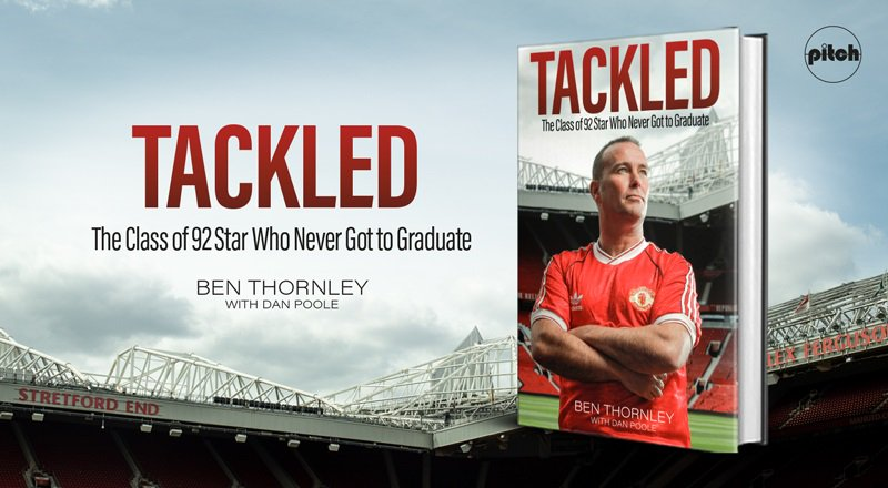 Ben Thornley 'Tackled'