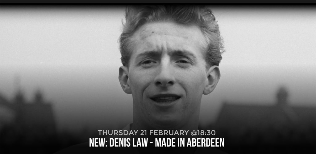 Denis Law - Made in Aberdeen on MUTV