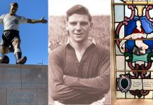 Legendary Duncan Edwards enshrined in history of Dudley, Manchester United and England