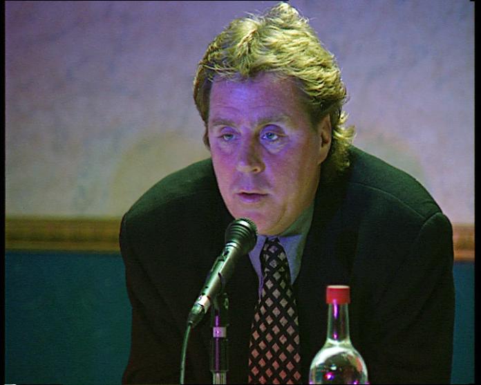 Harry Redknapp in 1996