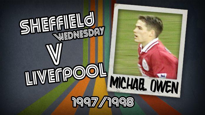 Michael Owen: Sheff Wed v Liverpool 1997/1998