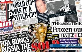 World Cup scandal