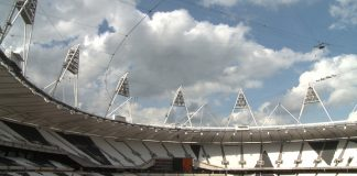 London 2012: The Olympic Stadium
