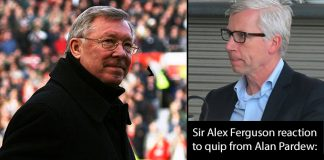 Sir Alex verdict on Alan Pardew