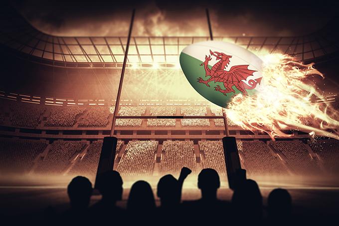 Wales crush Englamd