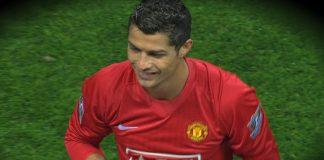 Cristiano Ronaldo ballon d'or 2008
