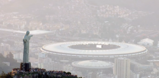Rio: Stage for 2014 World Cup