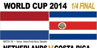Holland v Costa Rica