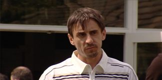 Gary Neville in reflective mood