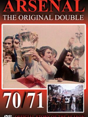 Arsenal The Original Double DVD