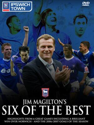 Ipswich Town Six of Best DVD