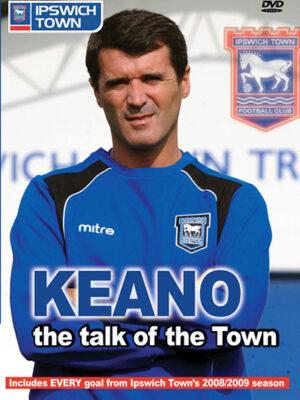 Keano Talk of Town DVD