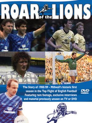 Millwall Roar of the Lions DVD