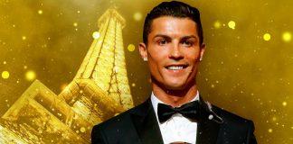 Cristiano Ronaldo Ballon d'Or 2017