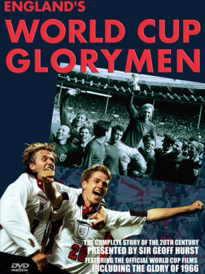 England's World Cup Glorymen DVD