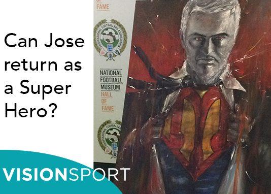 Can Mourinho return as a super hero?