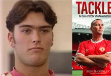 Ben Thornley - then and now