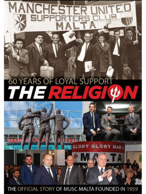 The Religion:60 Years of Loyal Support DVD
