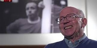 Nobby Stiles - final interview
