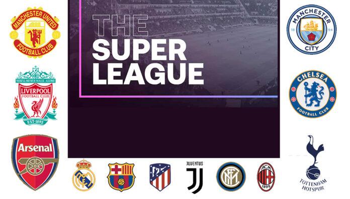 Super League rebels